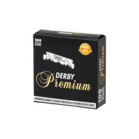 Лезвия DERBY односторонние PREMIUM 100лезвий